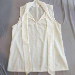 Modcloth White Top