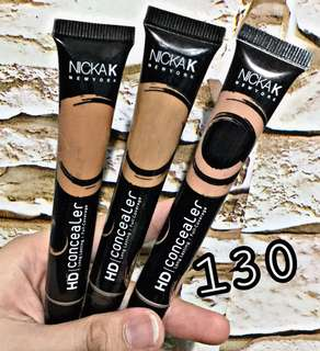 Nicka K HD Concealer