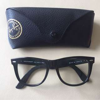 Ray Ban eyeglasses original wayfarer optical frame
