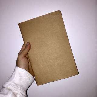 Filler notebook