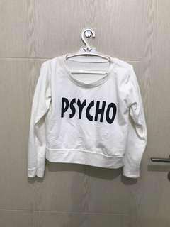 Psycho hoodie