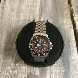 TAG HEUER DIVERS WATCH