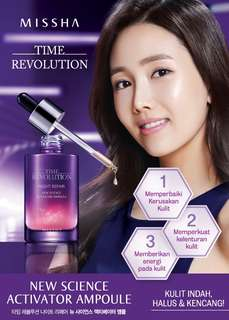 Time Revolution Night Repair Ampoule