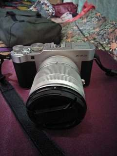 Kamera Mirroles Fujifilm Xa-3 MULUS LIKE NEW!!