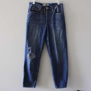 Topshop Moto Hayden Boyfriend Jeans