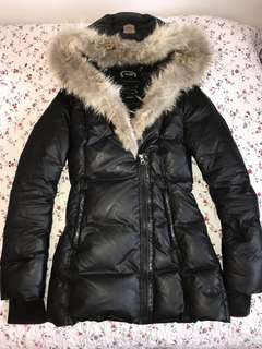 Mackage Fur/Leather Jacket