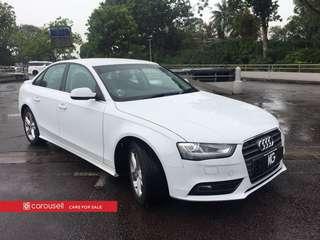 Audi A4 1.8A TFSI MU Attraction Plus