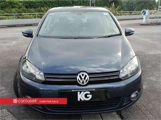 Volkswagen Golf Sport 1.4A TSI