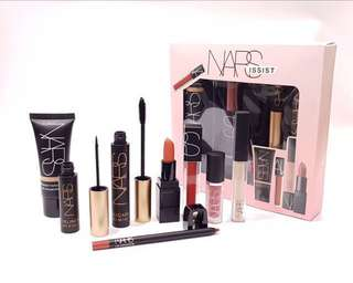 🚚 NARS ISSIST 9 pcs Makeup Set