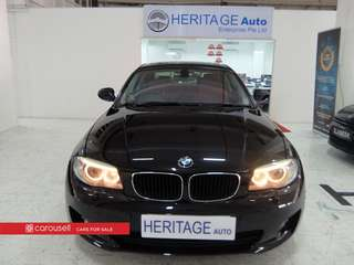 BMW 1 Series 120i Coupe