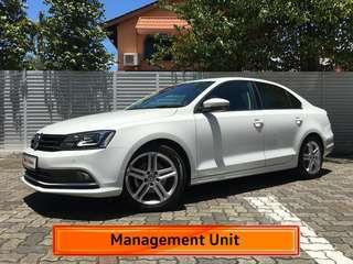 Volkswagen Jetta GP Sportline 1.4 TSI HID Sunroof