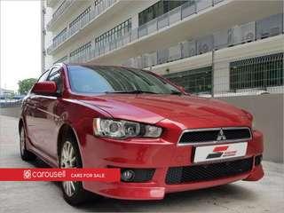 Mitsubishi Lancer EX 2.0A GLS