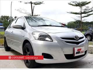 Toyota Vios 1.5A E