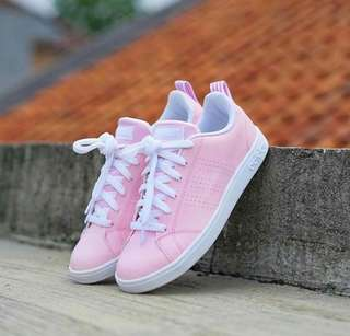 Adidas Neo Cleans Baby Pink BNWB.