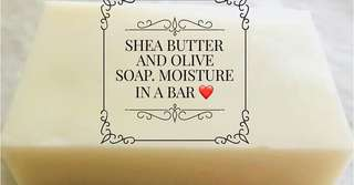 🚚 Handmade Shea Butter & Olive Oil (Free 3 Ebooks With Every Purchase)