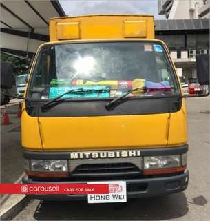 Mitsubishi Fuso Canter FB511