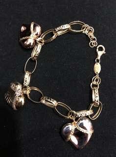 14k Italy gold bracelet