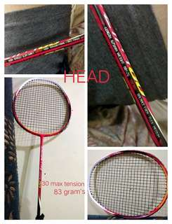 HEAD Power Lite 80 badminton