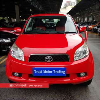 Toyota Rush 1.5A