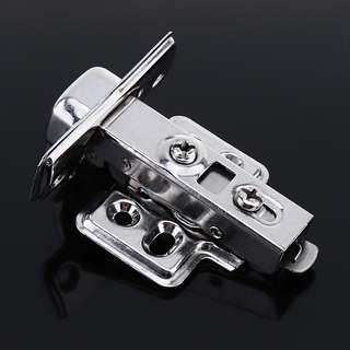 10pcs Stainless Steel Cabinet Door Hinge