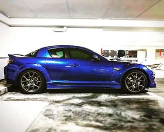 Mazda RX-8 1.3M Type RS