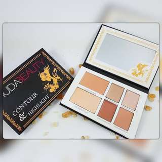 🚚 Contouring Creme and Define Highlight Palette
