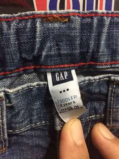 Baby Gap jeans 2 years