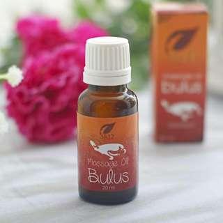 Sr12 massage oil bulus