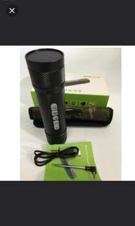 BOLGE MINI outdoor bicycle wireless/ Bluetooth speaker