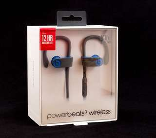 100%original全新正版Powerbeats3 Wireless 耳機