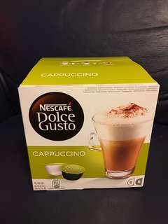 Nescafé Doice Gusto - Cappuccino Nescafe Capsule