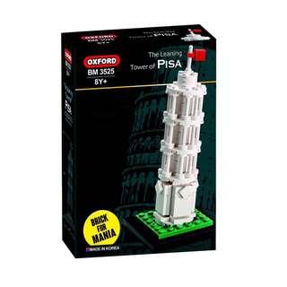 Oxford leaning tower of pisa blocks