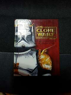 Star wars clone wars S1 blu ray