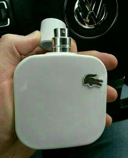 PARFUM EAU DE LACOSTE BLANC FOR MAN