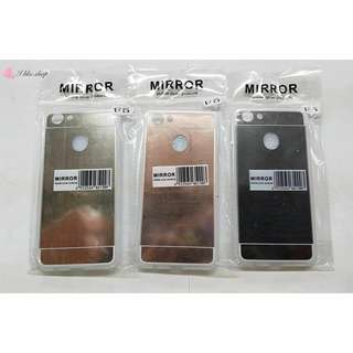 OPPO F5 Mirror Case ( ROSEGOLD ONLY )