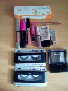 Makeup package