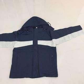 Unisex Winter Jacket With Hookdies