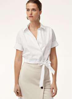 Wilfred Ozana Blouse from Aritzia - Size Medium