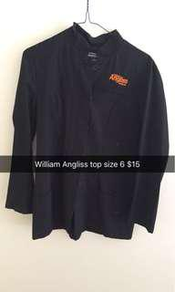 William Angliss Top