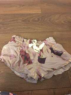 Aritzia Wilfred Montrouge Shorts XS