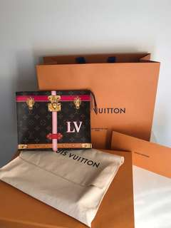Louis Vuitton Toiletry Pouch 26 Limited Edition