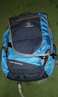 Consina backpack blue