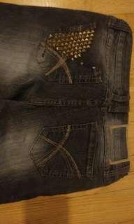 Bongo Customized Skinny Jeans