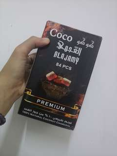 AlAjamy Shisha Charcoal