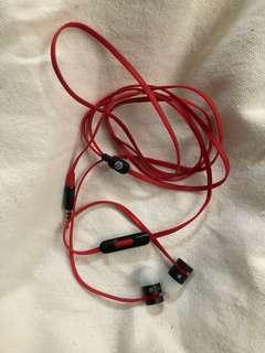 UrBeats3 Earphones Original