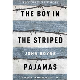The Boy in the Striped Pyjamas (Kindle Ed.)