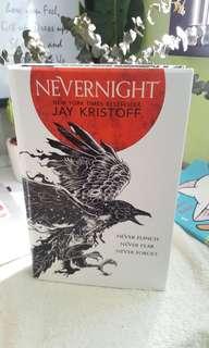Jay Kristoff Nevernight