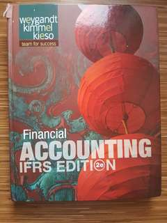 Kieso: Financial accounting IFRS edition 2e