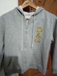 Jacket hoodie D&G