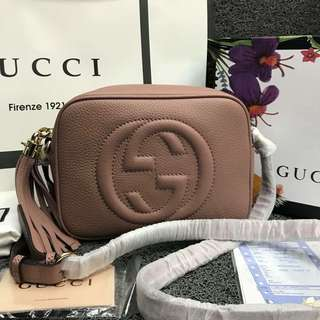 GUCCI DISCO SOHO BAG